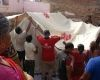 Salvation Army team in Nepal begins tent distribution