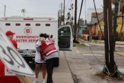 The Salvation Army's response to Hurricane Harvey