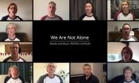 We Are not alone - Sydney Staff Songsters Virtual Choir