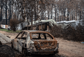 Bushfires generosity will not be betrayed by charities