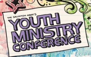 Friday 10th to Sunday 12th August - Youth Ministry Conference