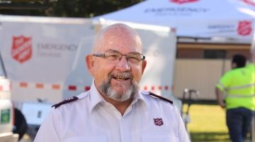 Salvation Army Emergency Services ready to meet community's needs
