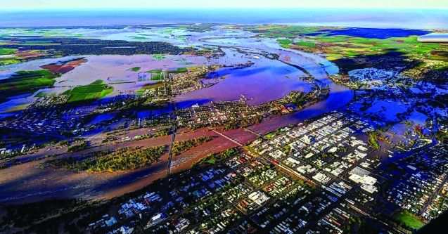 Getting Bundaberg back on its feet