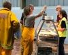 Salvo volunteers continuing to cater to thousands of evacuees and firefighters as the bushfire crisis escalates