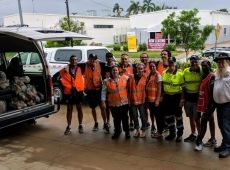 Salvation Army assists Queenslanders through natural disasters