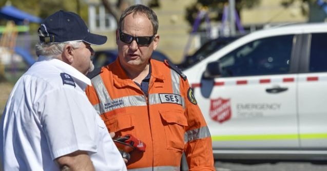 Salvation Army responding to disasters across Australia