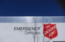 Salvos respond to flooding at Forbes