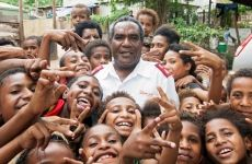 Australia's Heart for PNG still strong after 60 years