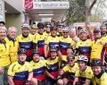 Sydney to Brisbane cyclists raise $100,000 for homelessness