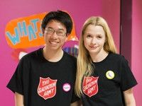 Volunteer with Salvos Schools