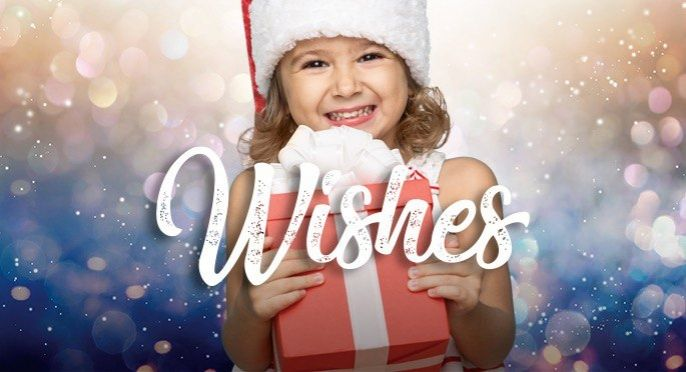 Help make wishes come true in time for Christmas