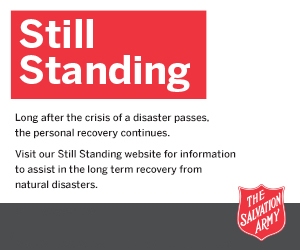 Long after the crisis of a disaster passes, the personal recovery continues. Visit our Still Standing website for information to assist in the long term recovery from natural disasters.