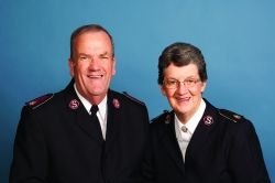 Commissioners James & Jan Condon