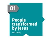 People Transformed by Jesus