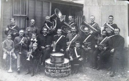 Charters Towers Band 1912