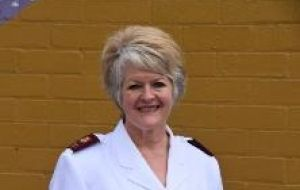 Bev McMurray, Major
