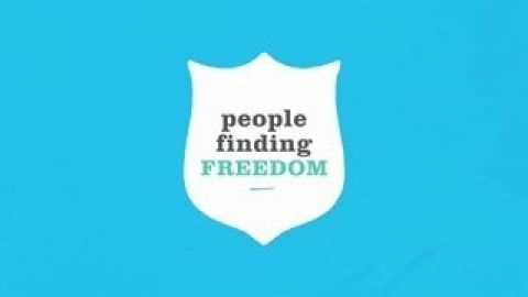 We're about people finding freedom