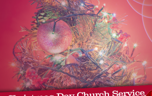 Christmas Day Service - 9.30am
