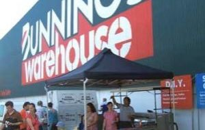 Saturday 2nd June - Fundraising BBQ Bunnings