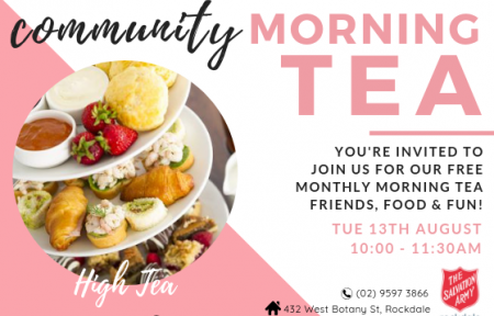 Community Morning Tea
