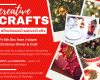 Creative Crafts Christmas Party 2019