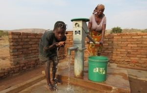 Clean water gives village a fresh start