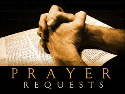 Prayer Requests   Soundpoint Youth and Community Centre
