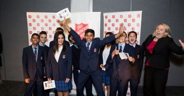 students-in-uniform-with-salvos-photobooth
