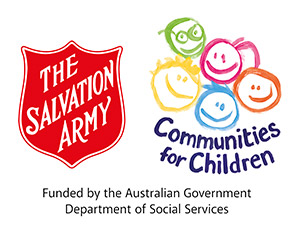 Tasmania Communities For Children Logo