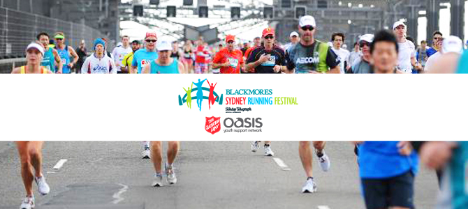 Blackmores Sydney Running Festival
