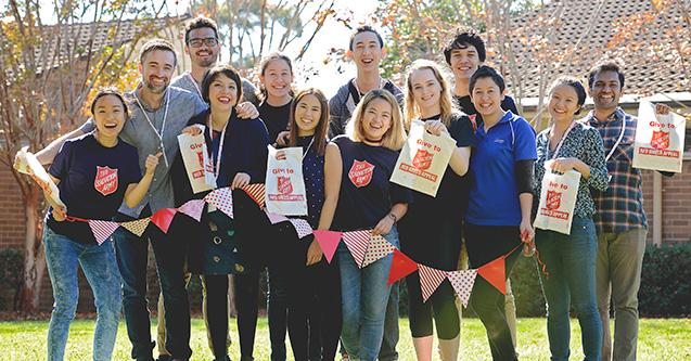 Job opportunities | The Salvation Army Australia