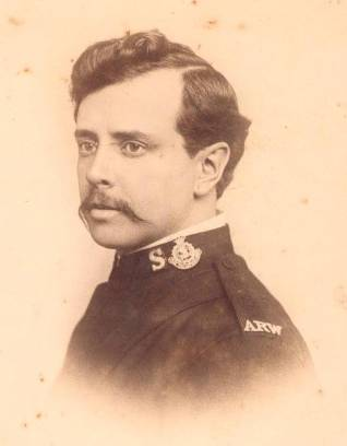 Major James Barker