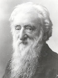 Salvation Army founder General William Booth