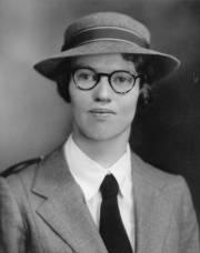 Lieutenant-Colonel Marjorie Scoble