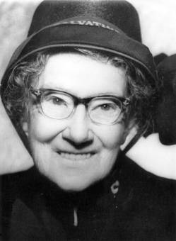 Mary Anderson in her later years